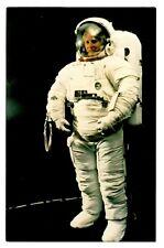 Johnson Space Center Postcard Houston Texas EMU Suit Astronaut NASA
