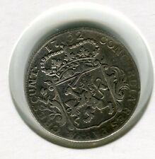 Niederlande zeeland 1/4 Dukat 1762 (R30)
