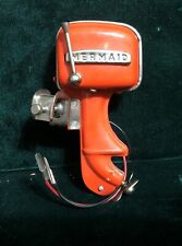 Vintage Mermaid Battery Operated Toy Outboard Motor Engine -- No Box