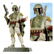 Gentle Giant Star Wars Boba Fett Statue - Mib ! The Mandalorian Lives !