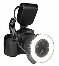 48pcs Macro LED Ring Flash Light for Nikon D3100 D5100 D7100 D7000 D90 D5200 D3