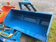6FT Fleming Power Link Box (Tractor Hydraulic Tipping Transport Box 3PL)