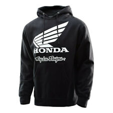 Sweatshirt Honda Wing Po Farbe Schwarz Hoodie 73141621 Messen L Troy Lee Designs