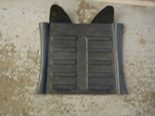 SHOPRIDER DE LUXE MID SIZE MOBILITY SCOOTER PLASTIC FOOTBOARD MAT.