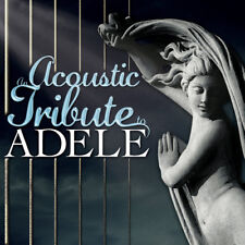An Acoustic Tribute to Adele CD (2016) ***NEW***