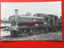 PHOTO  GWR COLLETT 57XX 0-6-0PT LOCO NO 4627 1AT GLOUCSTER 8/4/58