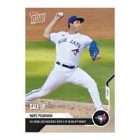 Nate Pearson - MLB TOPPS NOW Card 29 - Print Run: 1982