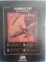 "Humble Pie ""On to Victory"" 8 Track  Sealed"