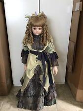 "Bru Jne Reproduction Doll 36"" by Rita Gordon"