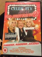 Celebrity Juice - Too Juicy For TV 2 (DVD, 2012) - Brand New