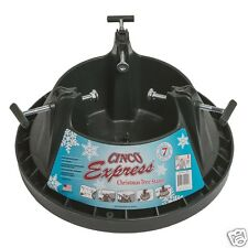 Cinco Express 7 ft (2.1m) Christmas Xmas Tree Stand Heavy Duty Water Reservoir