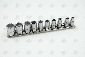 SK Hand Tool 44914 12 Point 1//4-Inch Drive Deep Socket Chrome 7//16-Inch