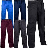 Raiken Multi Pocket Combat Cargo Work Pants  Mens Size