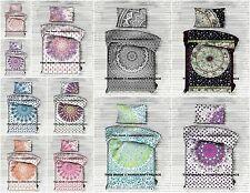 10 PC Wholesale Twin Duvet Cover Reversible Indian Mandala Quilt Cover Blanket
