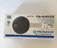 Pioneer Ts – G1033 Car Speakers