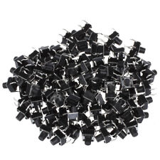 10pcs 6x6x8mm Tactile Tact Push Button Micro Switch Momentary P0vf Ygu