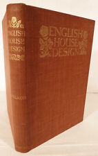 Ernest Willmott / English House Design Review Being Selection and Brief 1st 1911