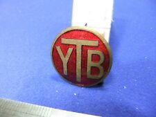 vtg badge TYB YTB hunt hunting beagles band brigade youth boys member membership
