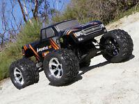 HPI Jumpshot MT Brushed 1:10 - Fast Tough RC Monster Truck (115116)