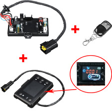 12V/24V Car Air Diesel Heater Control Board+LCD Monitor Switch&Remote Controller