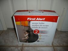 New in Box First Alert El52-2 Two-Story 14-Foot Escape Ladder
