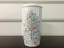 Starbucks 2018 Christmas Holiday Double Wall Traveler Swarovski Crystal Mug - LE