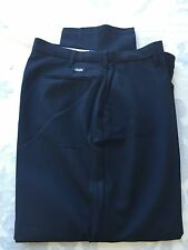 5 Cintas Comfort Flex Navy Blue Work Pants Size 36x33  #945-20