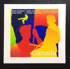 Canada #2025 Die Cut MNH, Army Cadets Stamp 2004