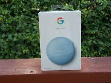 Google Nest Mini 2nd Generation Smart Speaker New In Box Sky Colored