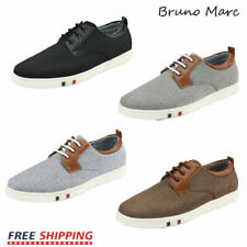 Bruno Marc Mens Casual Shoes Classic Flat Shoes Lace up Fashion Sneaker US6.5-15
