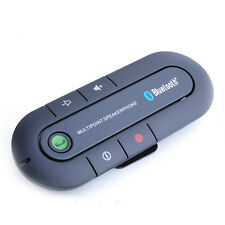 KIT COCHE MANOS LIBRES BLUETOOTH V4.1 UNIVERSAL SAMSUNG IPHONE MP3 ALTAVOZ