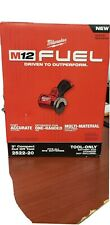 """Milwaukee 2522-20 M12 Fuel 3"""" Compact Cut Off Tool Grinder (Tool Only) New !"""