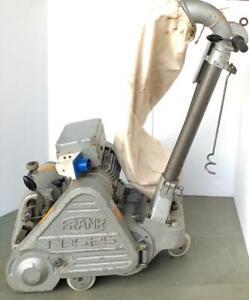 HERMANN FRANK FBS 25 FLOOR SANDER PYTHON WITH GENTLE LIFITNG LEVER 230V
