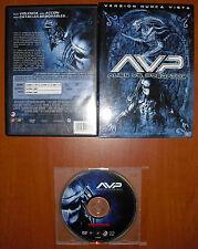 AVP: Alien vs. Predator - Versión Nunca Vista [DVD] Sanaa Lathan, Raoul Bova