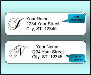 30 Custom Wise Old Man Personalized Address Labels