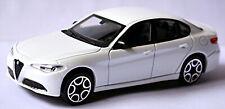 Alfa Romeo Giulia Type 952 Limousine 2016-20 Blanc Blanc 1:43 bburago