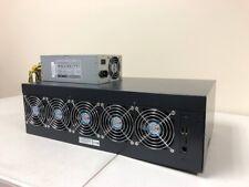Sapphire MGI-9 - 9X GPU Compute Barebone System - Mining