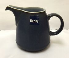 Denby Blue Jetty Creamer - Brand New - Discontinued Item