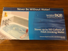 WaterBOB Bathtub Emergency Water Storage Container, Drinking Water, 100 Gallons