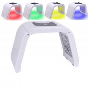 4-in-1 PDT LED Photon Therapy Facial Beauty Skin Care Machine
