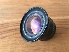 Cosina 19-35mm Wide Angle Zoom Lens - Nikon Mount - FX - Free UV Filter - Japan