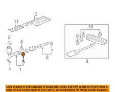 GM OEM Exhaust-Converter & Pipe Insulator 22659362
