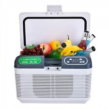 Portable Car Refrigerator Auto Fridge Truck Freezer Travel Cooler Box New item