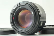MINOLTA AF 50mm f/1.4 Sony Minolta A Mount Lens From JAPAN [Near MINT]
