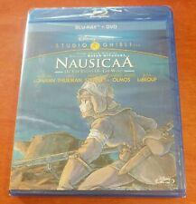 Nausicaa of the Valley of the Wind Blu-ray Hayao Miyazaki Studio Ghibli Uma Shia