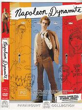 Napoleon Dynamite-2004-Jon Heder-Movie-DVD