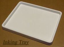 Quality Art / Craft / Inking / Printing / Rolling / Mixing Paint Tray / Palette