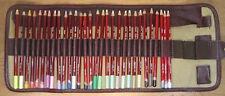 Derwent Pastel Pencils 30 Colours & Pencil Wrap