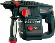 24 Volt SDS + Hammer or Chisel Drill With 2 Batteries