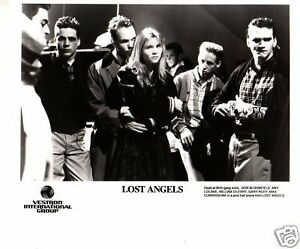 PUBLICITY PHOTOGRAPH - AMY LOCANE- DON BLOOMFIELD- 7X9